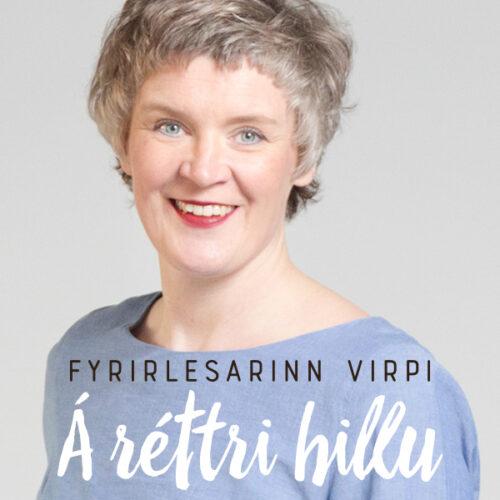 Fyrirlesarinn_Virpi
